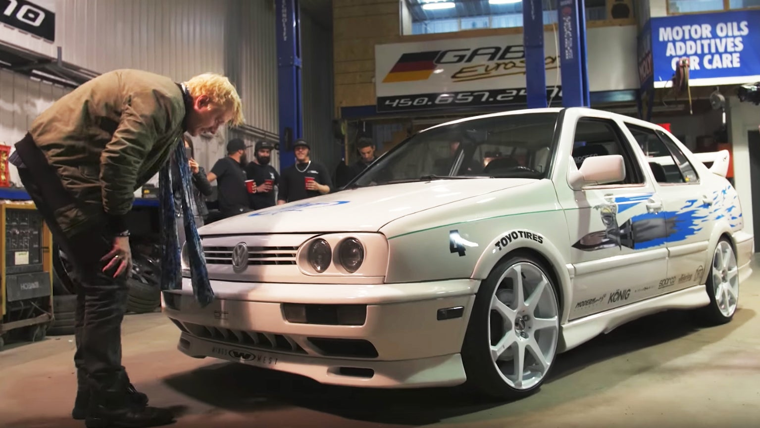 Jesse From The Fast And The Furious Reunites With His Jetta 16 Years Later