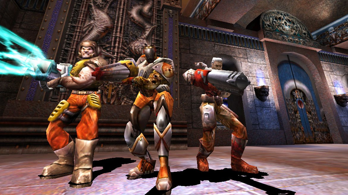 Google's DeepMind AI Takes Down Human Players In Quake 3's Capture The Flag Mode