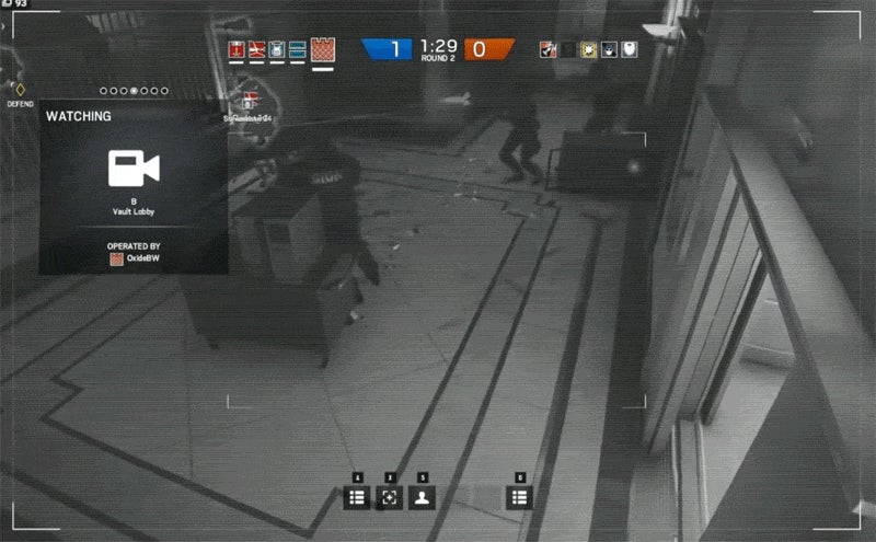 Perfect Rainbow Six Siege Teamwork