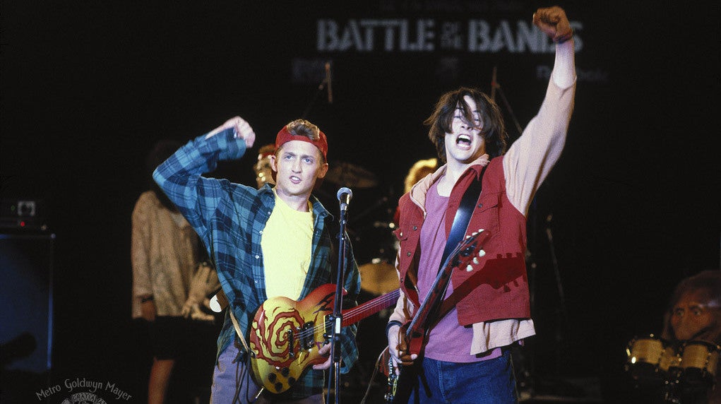 These Bill & Ted Toys Are Anything But Bogus