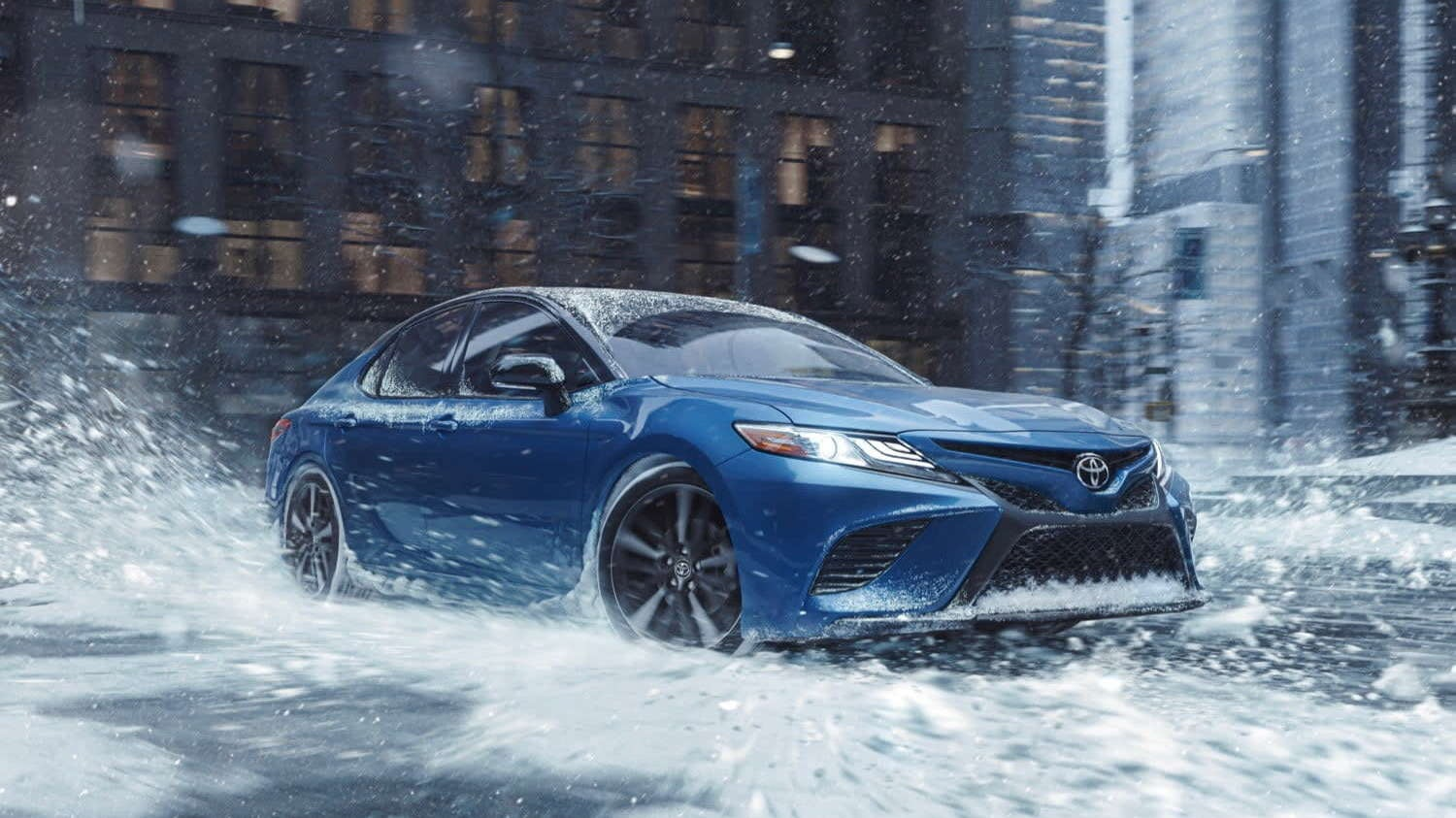 The Toyota Camry And Toyota Avalon Are Getting All-Wheel Drive