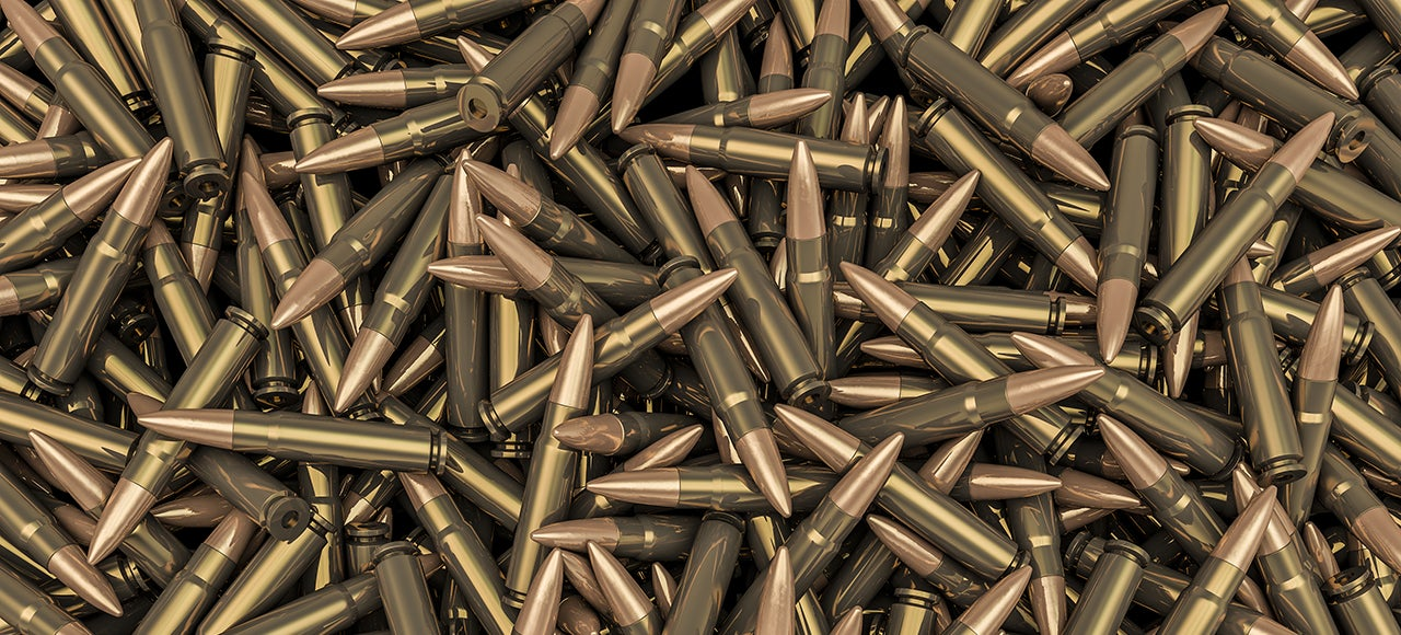 The Pentagon Can't Keep Track of Ammo So It's Destroying $US1B in Bullets