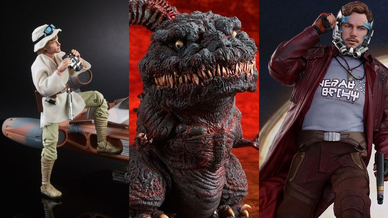 A Nightmarish Chibi Godzilla, And More Of The Best Toys Of The Week