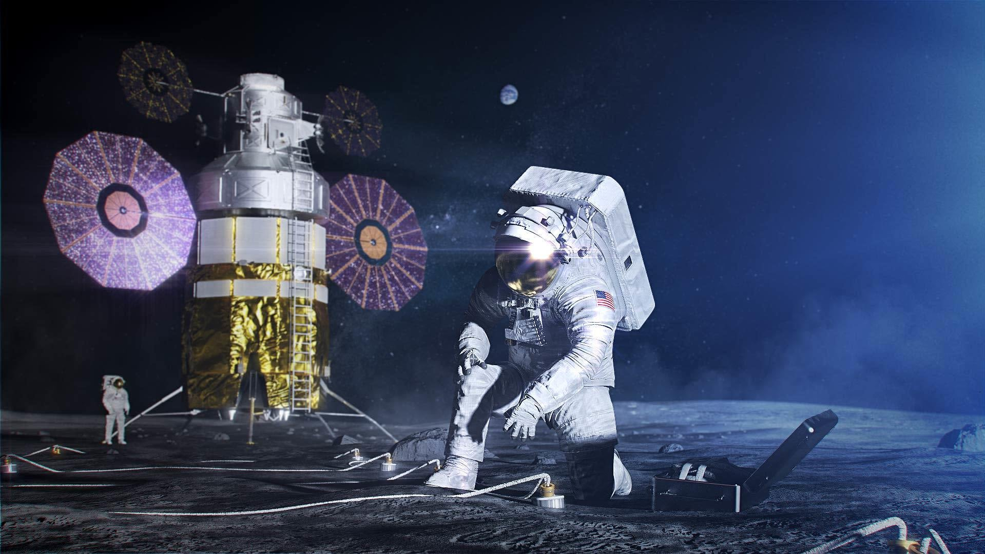 Check Out NASA's Look For The Next Lunar Landing