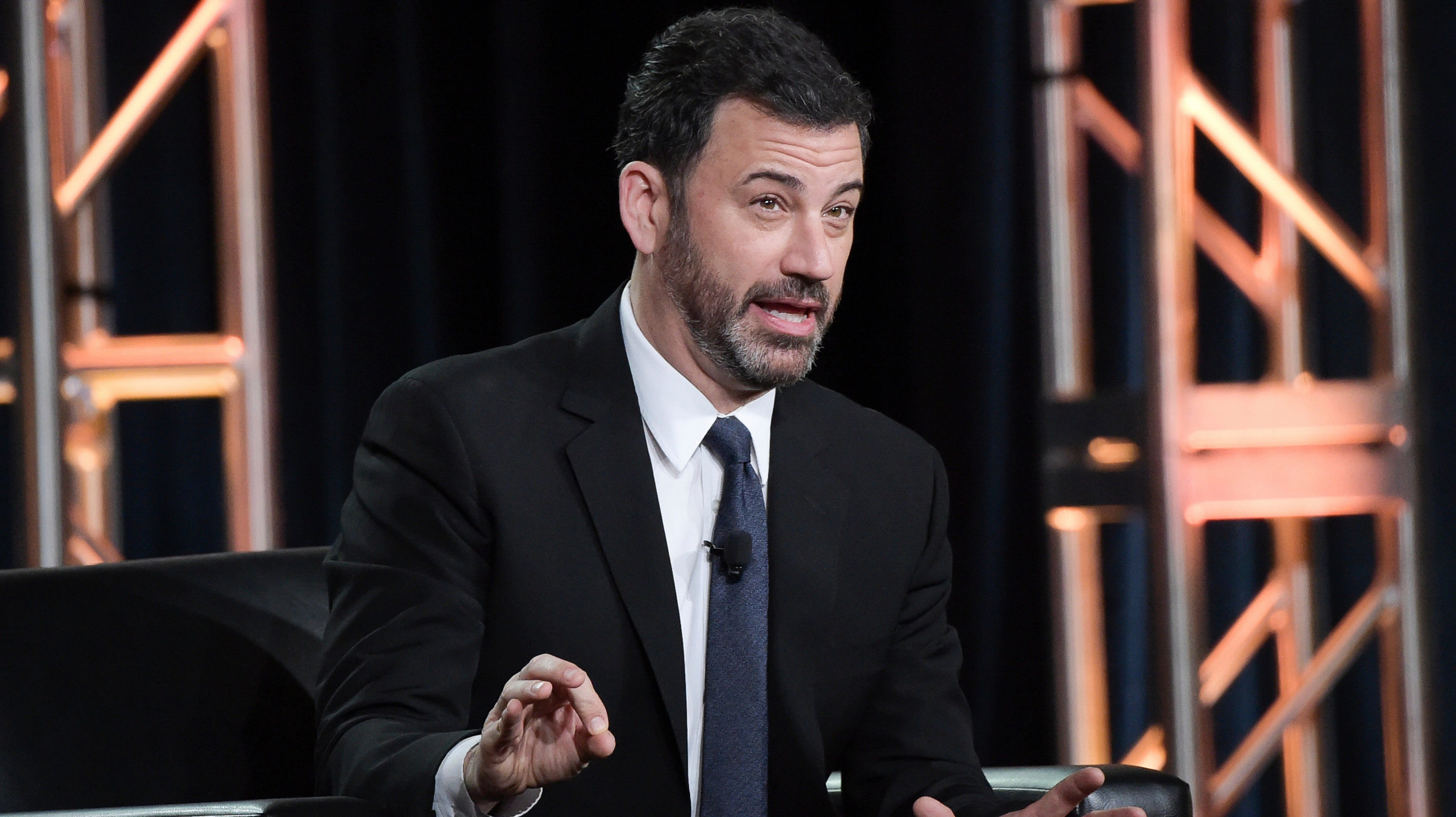 Jimmy Kimmel Live Fined $580,000 For Using Emergency Alert Tone In Very Expensive Joke