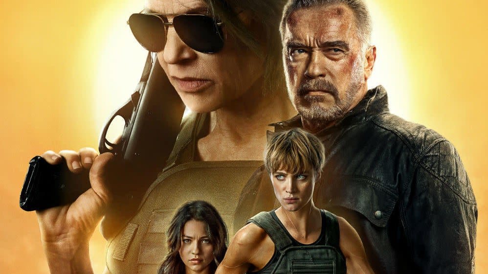 A New Terminator: Dark Fate Trailer Ups The Action, Keeps The Mystery