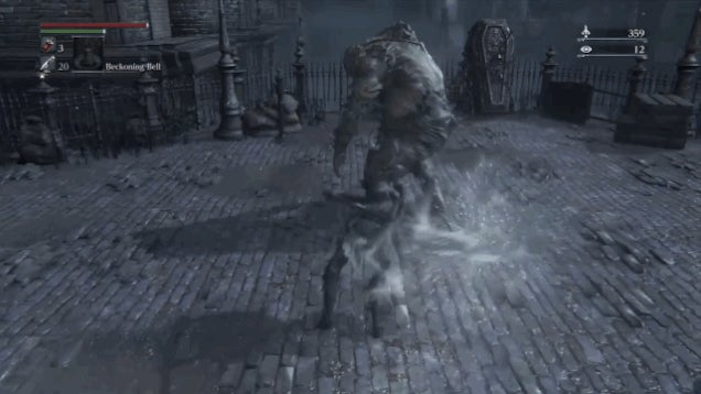 Bloodborne's Hilarious Physics Lead To Some Unexpected Results