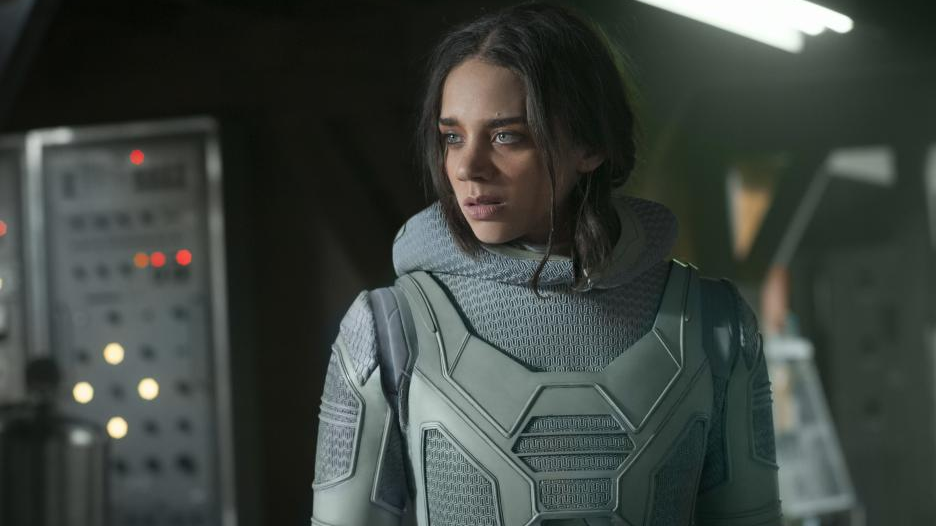 Hannah John-Kamen Got A Pretty Nice Recommendation For Ant-Man & The Wasp