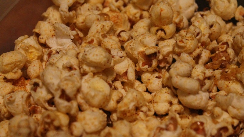 Turn Popcorn Into A Super Savoury Treat With Some Soy Sauce Compound Butter