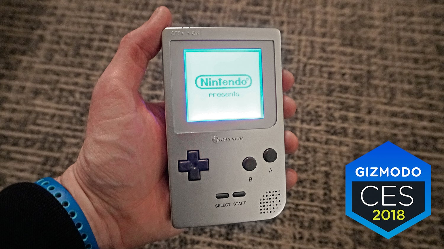 Game Boy Is Coming Back Thanks To Hyperkin