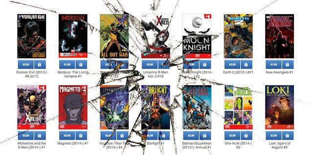 The World's Biggest Digital Comics Retailer Got Hacked