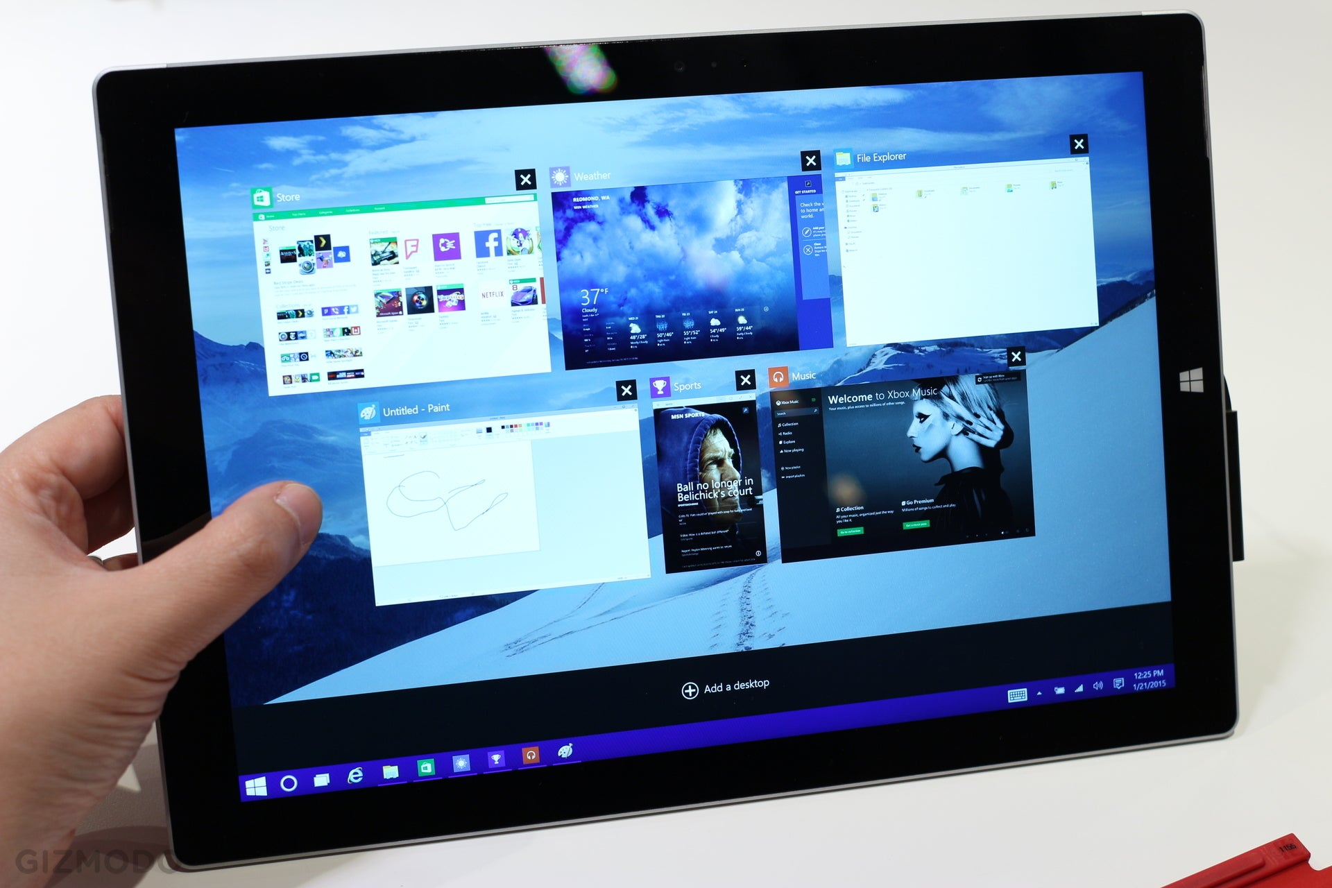 An Illustrated Guide to Why Windows 10 Actually Impressed Me
