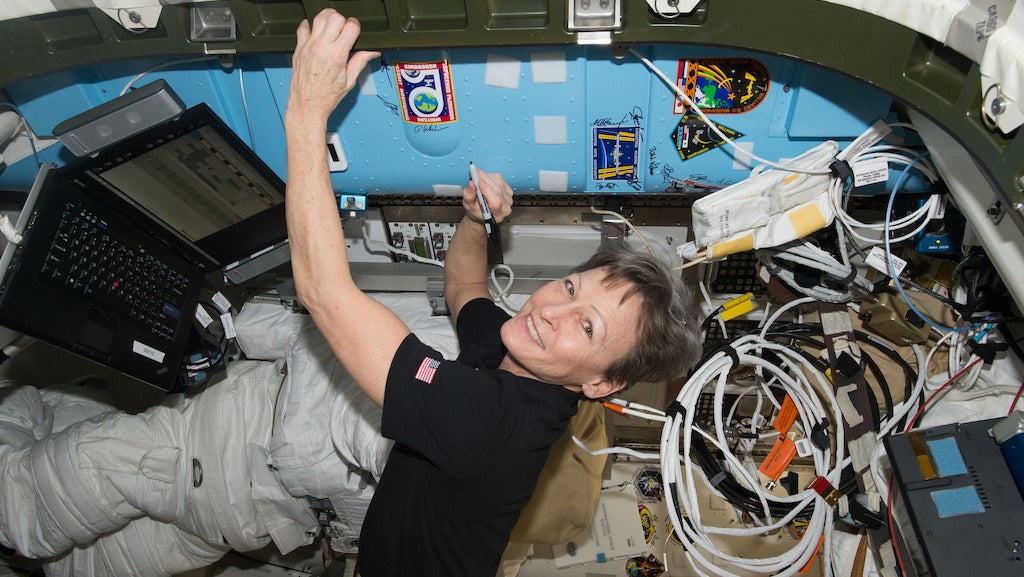 Astronaut Peggy Whitson Has Smashed Another Record