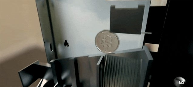 How Do Vending Machines Tell the Difference Between Fake Coins and Real Coins?