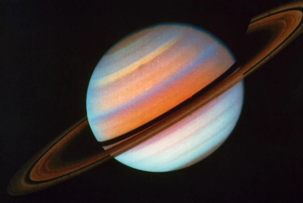 Relive The Mind-Blowing Photos From The Voyager Missions