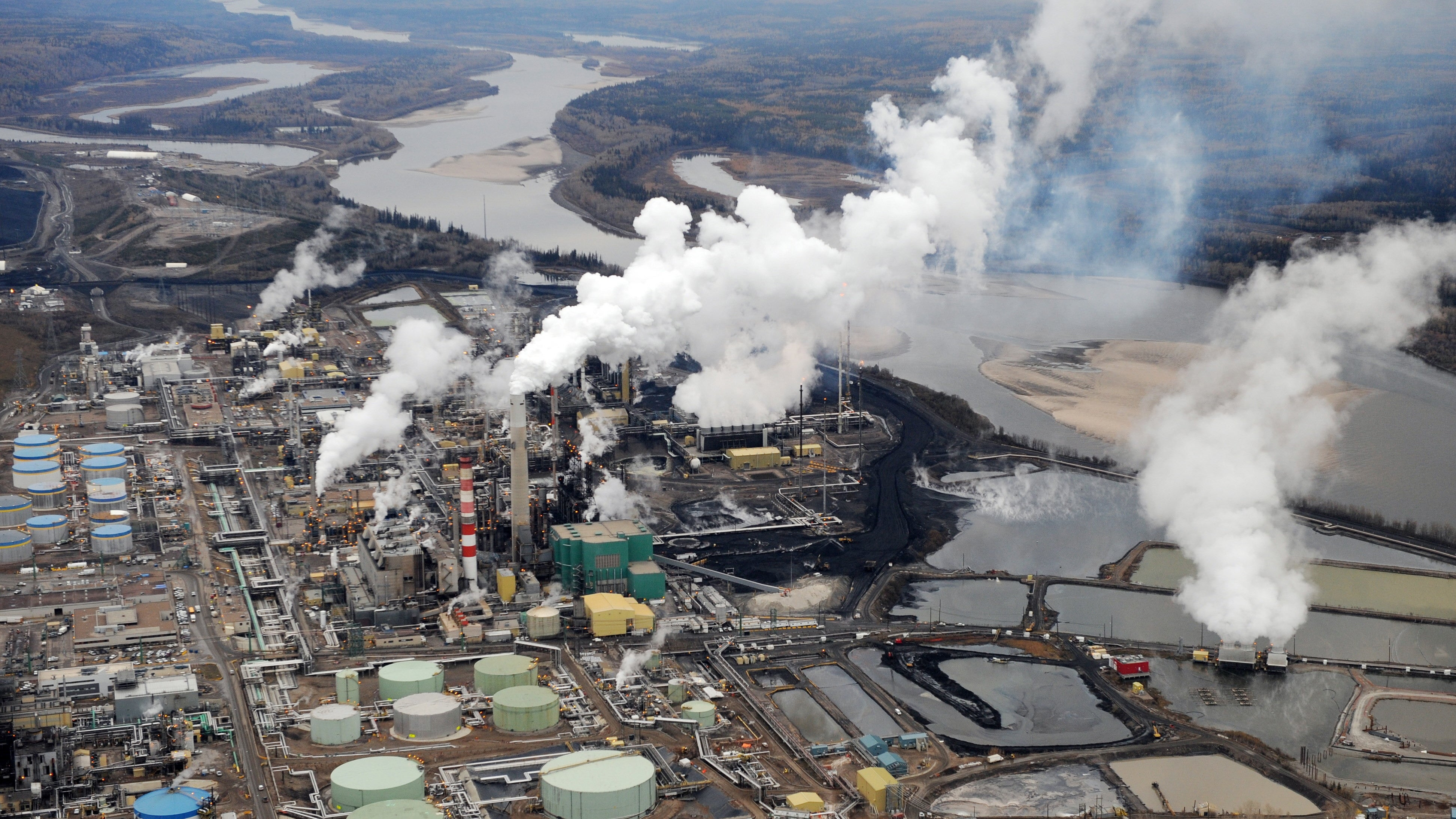 Building All The Fossil Fuel Projects Already In The Pipeline Would Wreck The Climate