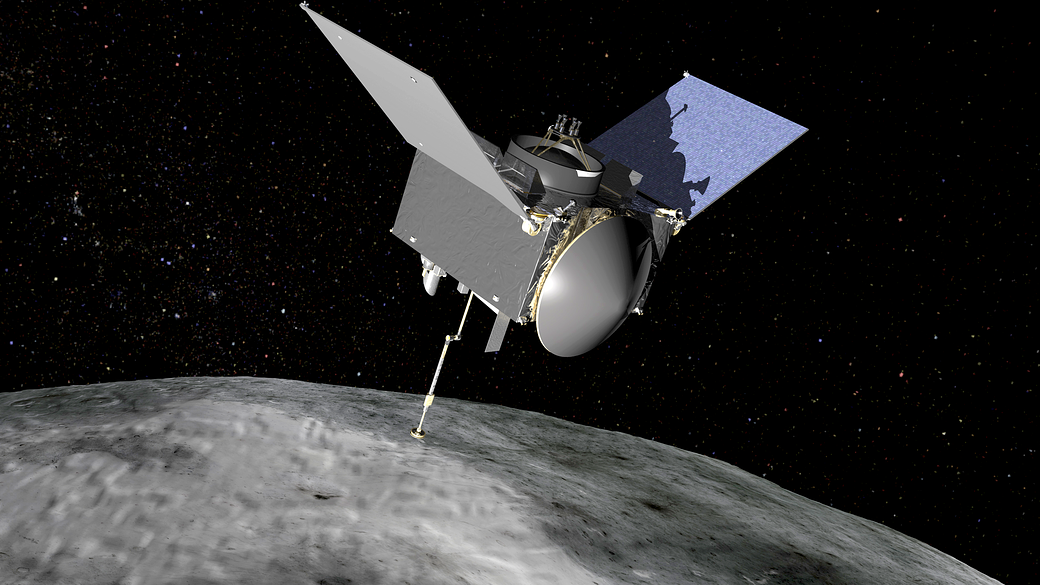 NASA's Asteroid-Bound Spacecraft Is Barrelling Towards Earth