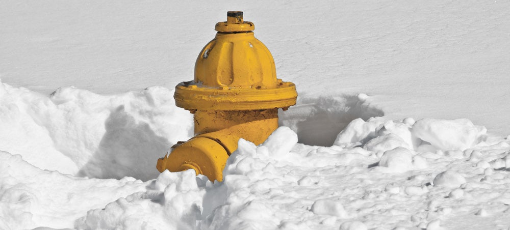 Why Fire Hydrants Don't Freeze And Burst During Winter