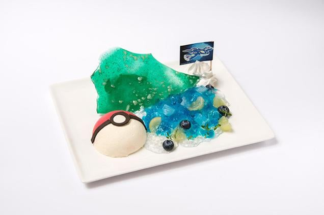 Pokémon Omega Ruby and Alpha Sapphire Get Official Cafe
