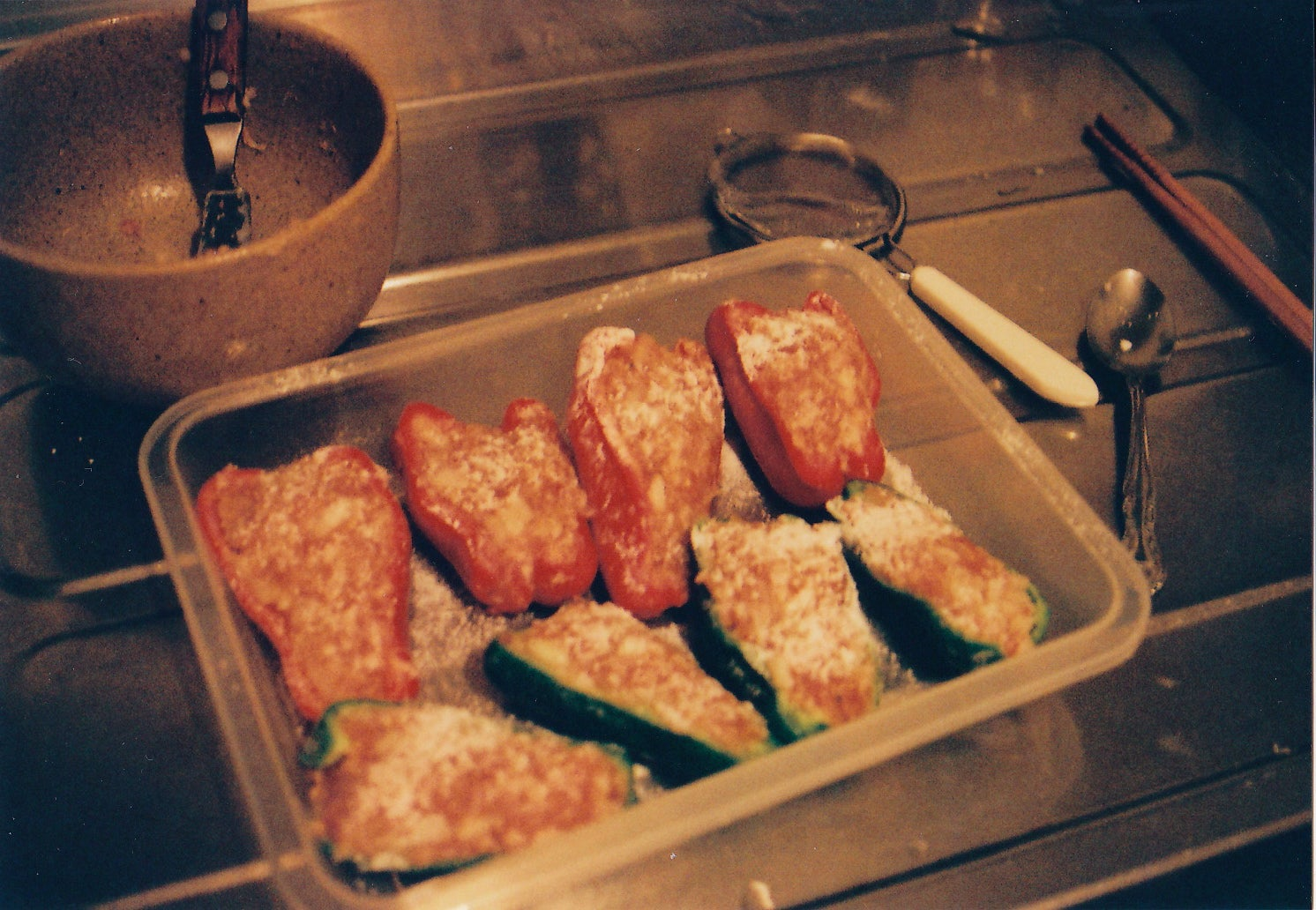 How To Make Delicious 'No-Recipe' Stuffed Vegetables