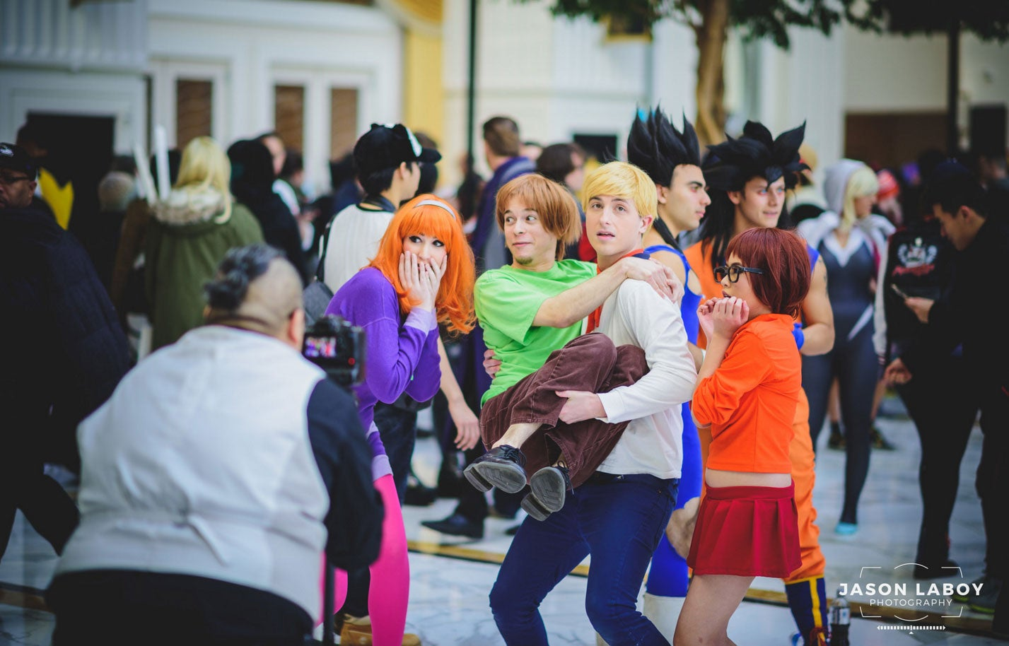 The Best Cosplay From Katsucon 2016