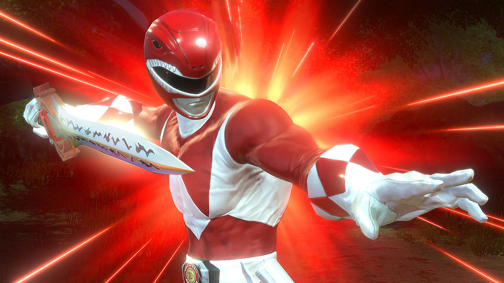New Update Makes Power Rangers More Like A Real Fighting Game
