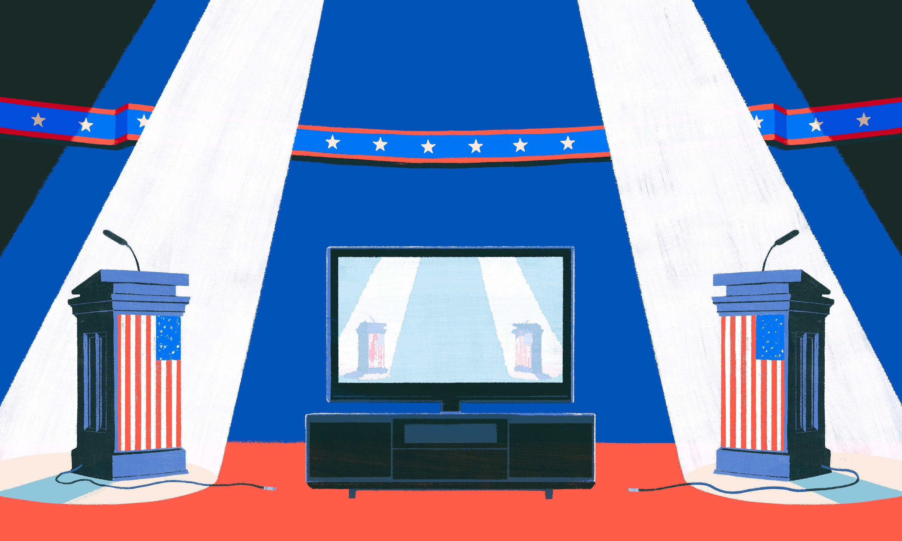 How To Catch Up On Today's US Presidential Debate For Free