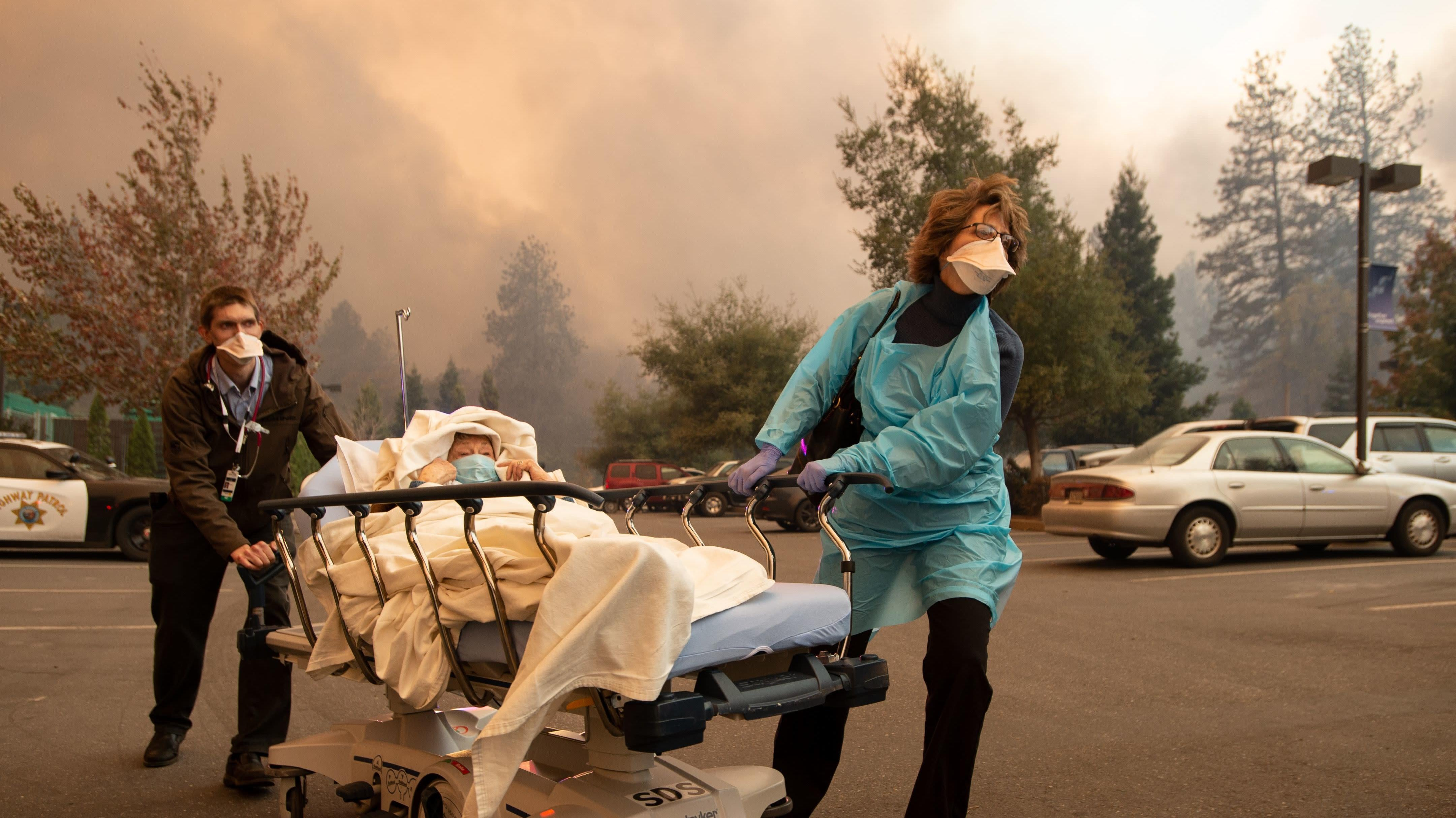 Climate Change Is Already Making Us Sick