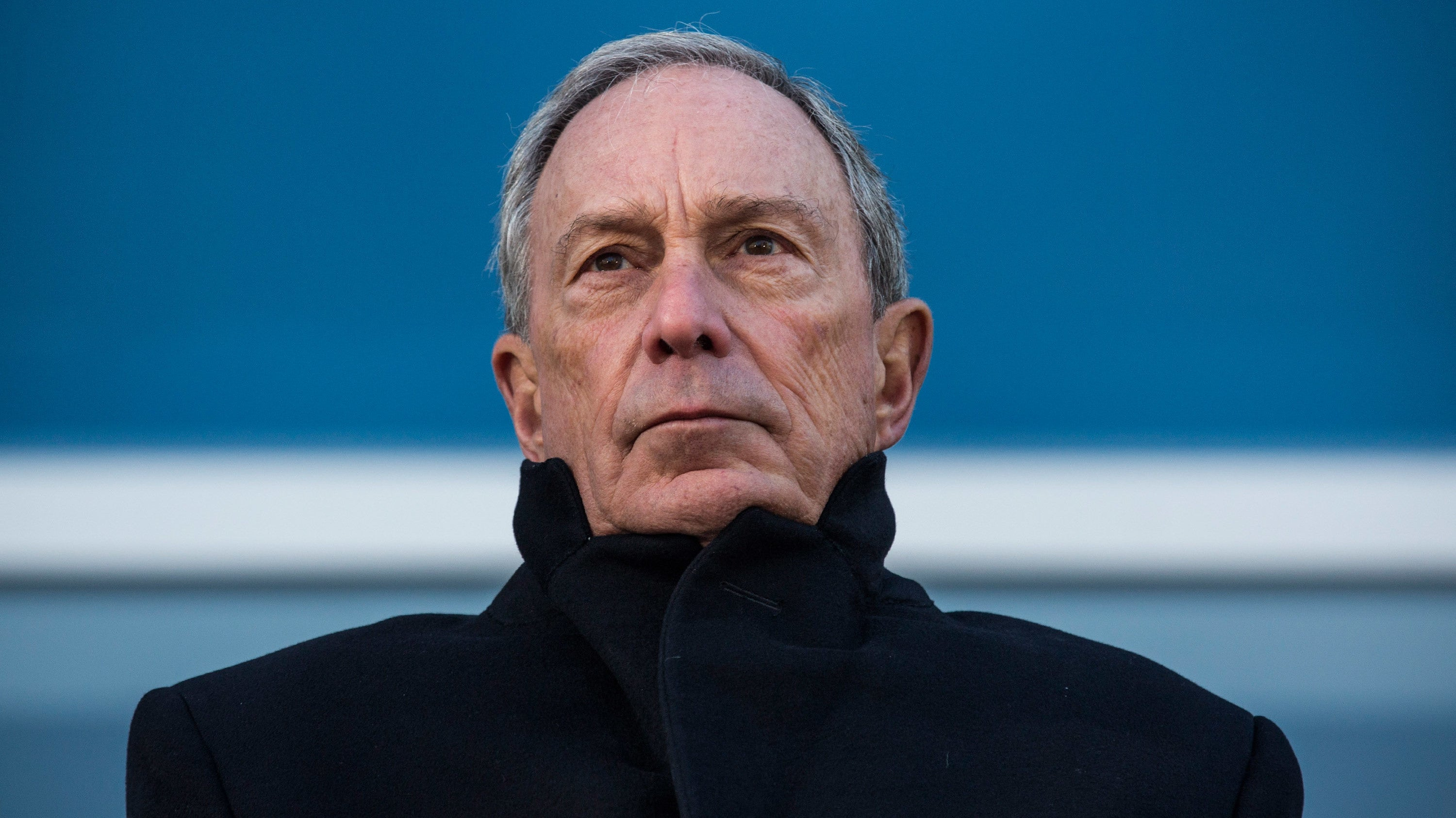 New Phone, Who This? It's Mike Bloomberg