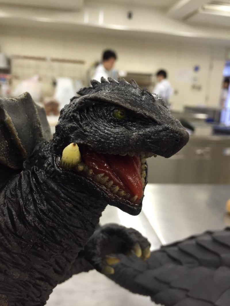Five-Pound Edible Kaiju Is a Destroyer of Appetites