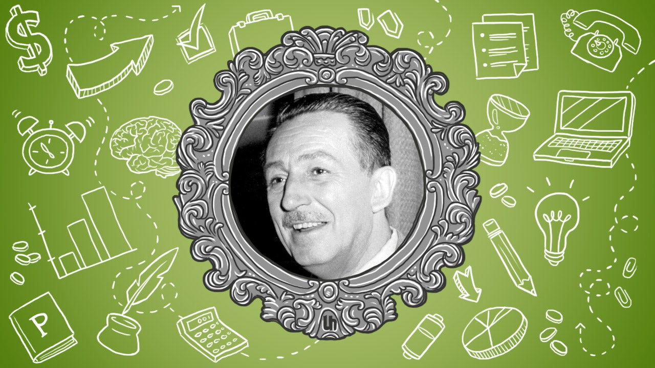 Walt Disney's Best Career Lessons