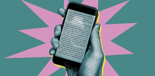 The Best Device For Reading Is Still The Phone In Your Pocket