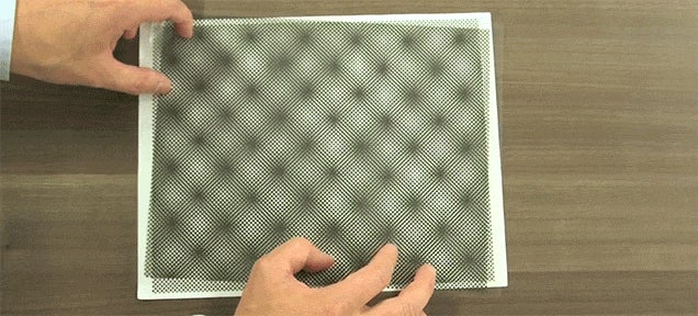 Check Out the Mind Bending Patterns That Comes Out of Random Dot Patterns