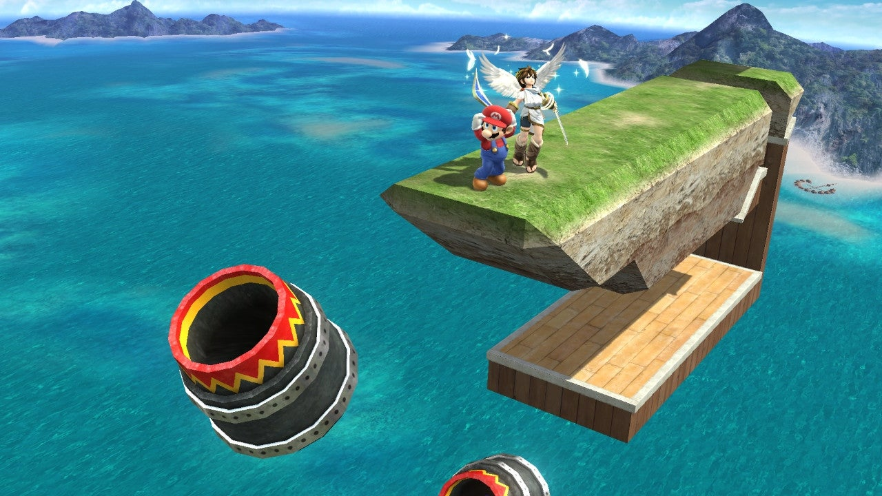 What Are Your Favourite Made-Up Smash Bros. Mini-Games?