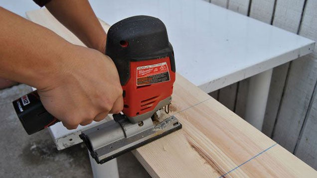 Tool School: Start Basic Woodworking With A Jigsaw
