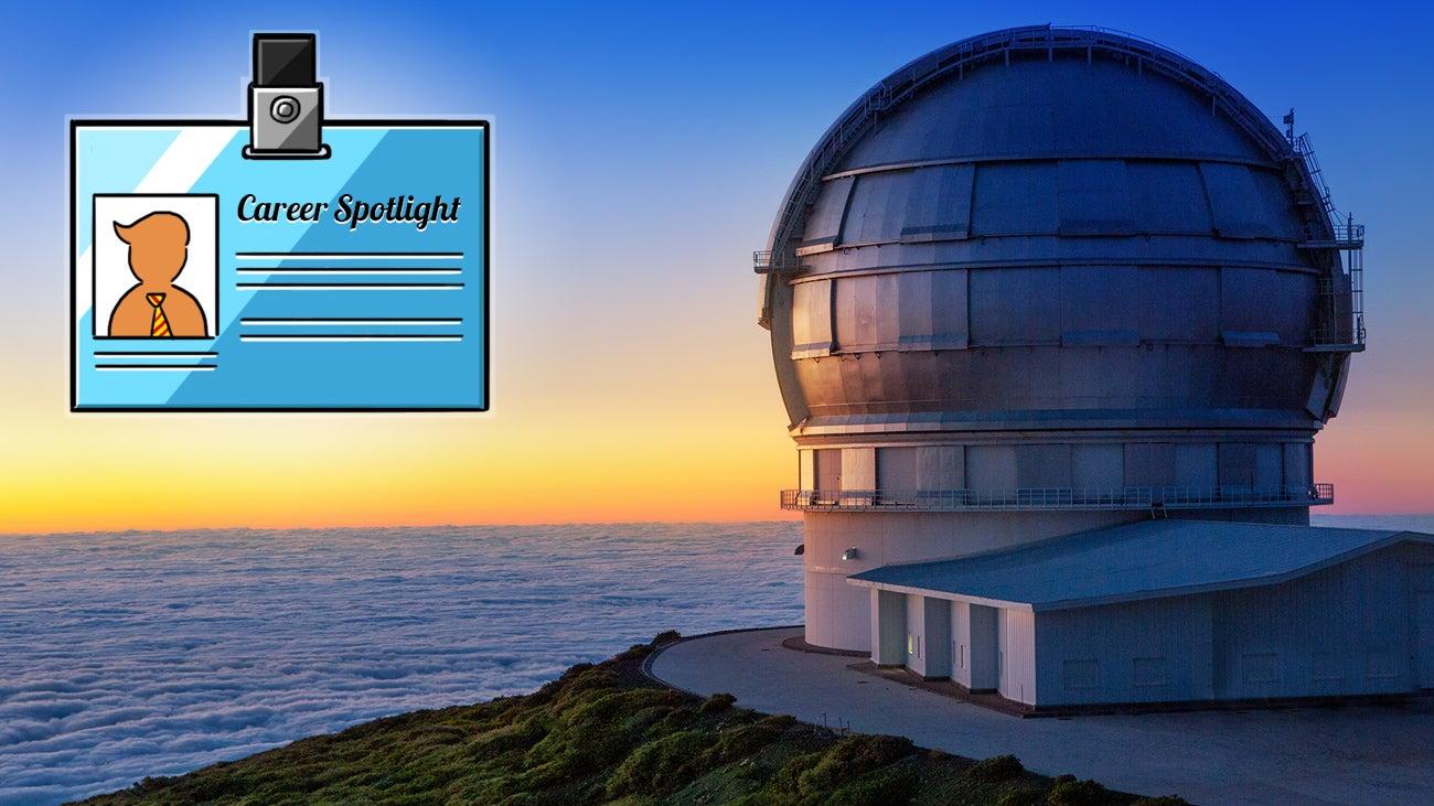 Career Spotlight: What I Do as an Astrophysicist