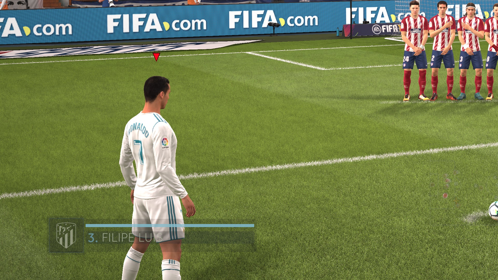 The Upper Screen Is A Portion Of Full 4K Screenshot While Lower From HDR In Top Image Lighting On Mr Ronaldos Kit More