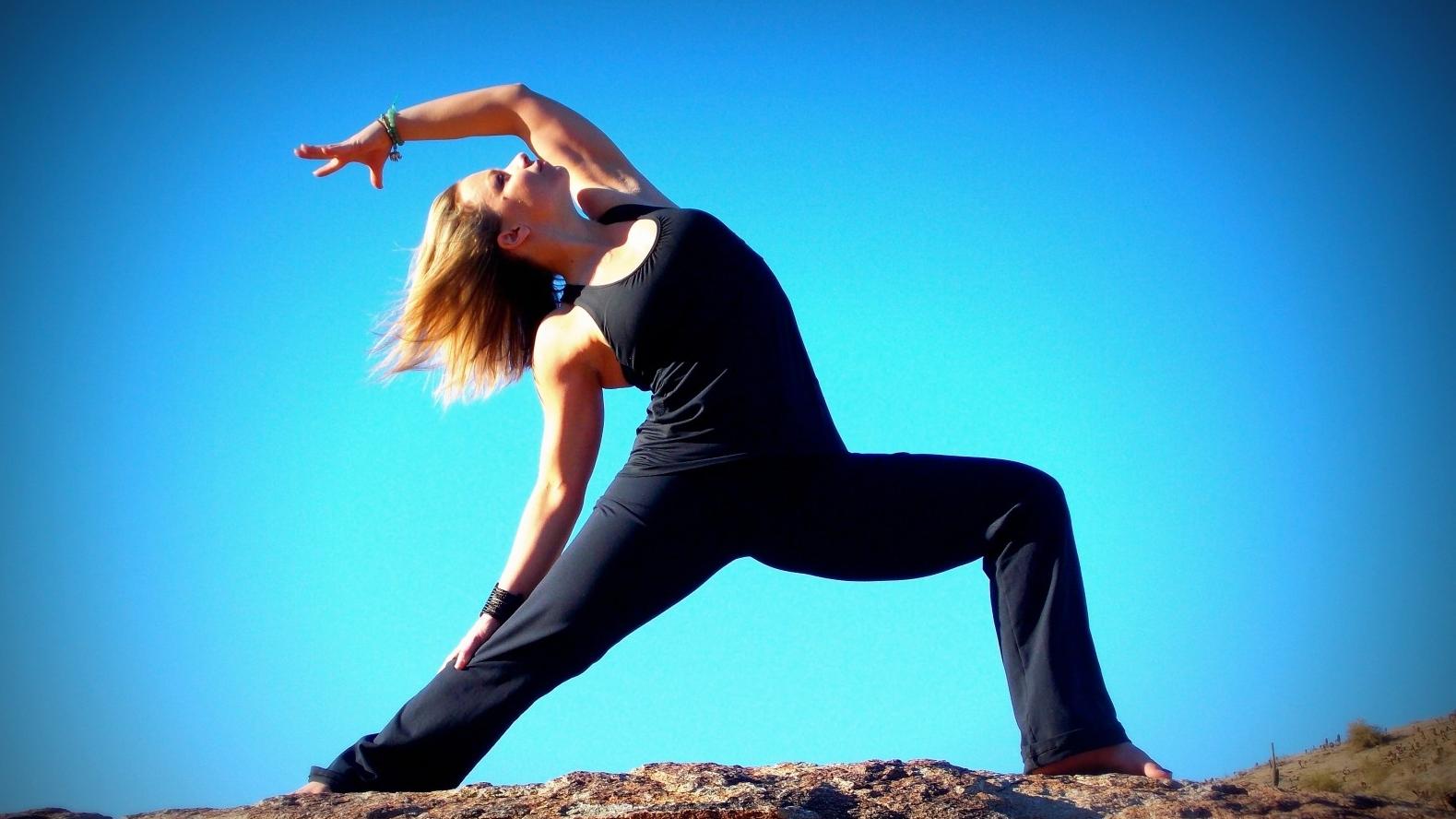 Yoga Burns Serious Kilojoules If You Do It Fast Enough