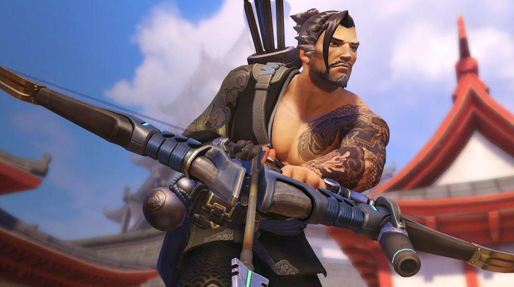 Overwatch's Hanzo Mains Don't Think They Deserve All The