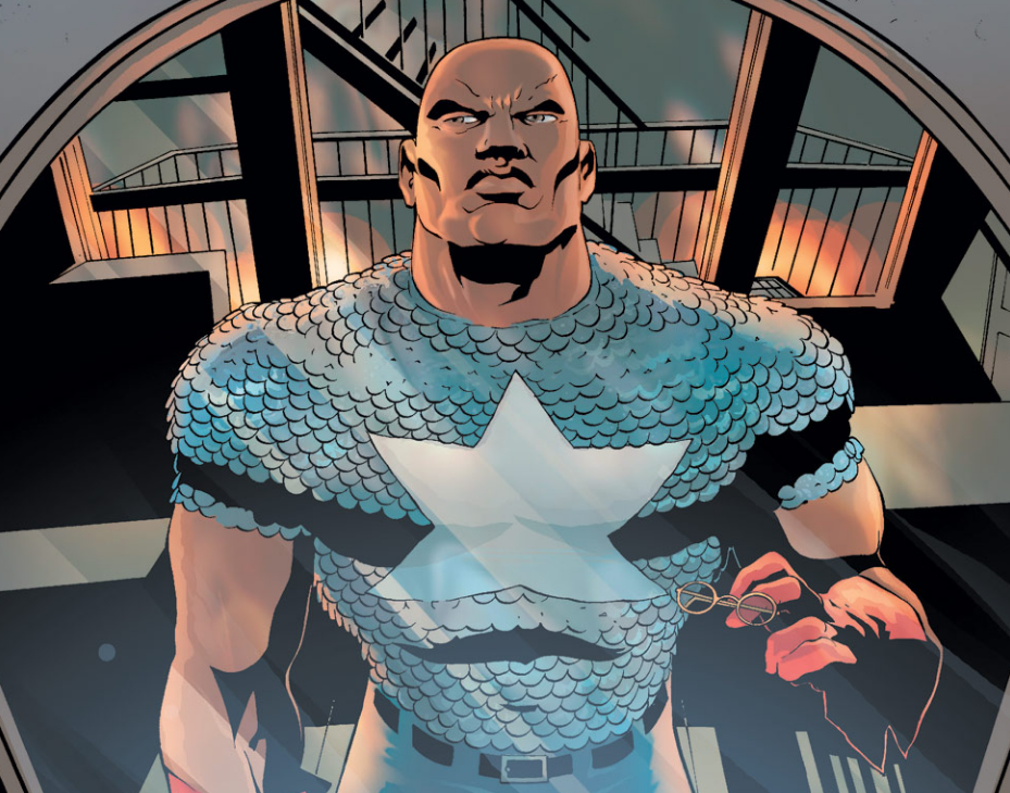 The Blackest Superhero Story That Marvel Comics Ever Published