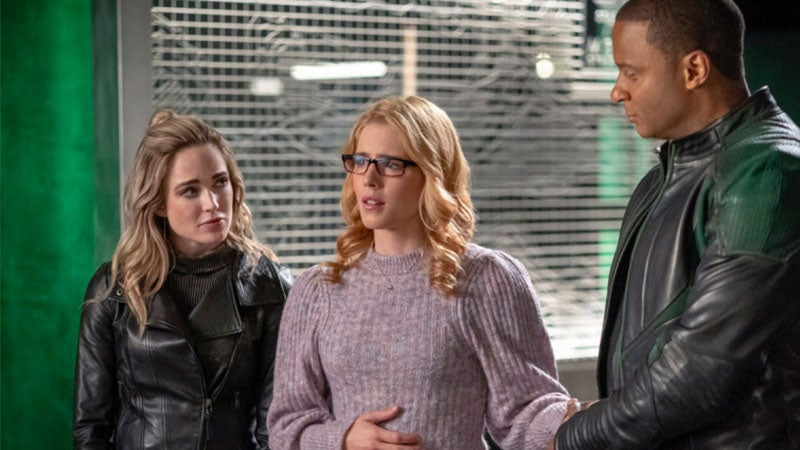 The Final Scene Of Arrow Came To Its Producer… Mid-Meditation