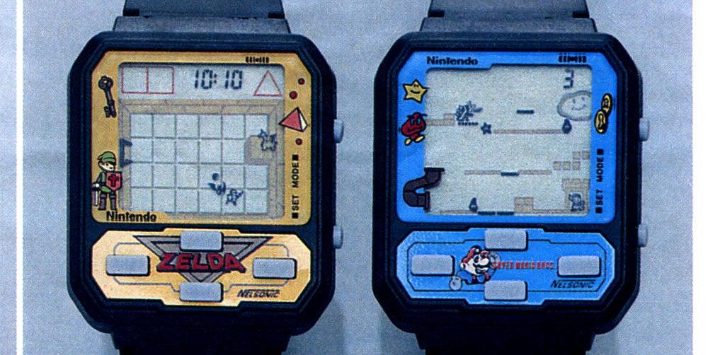 Screw Apple's Watch, Nintendo's Watches Were Way Cooler
