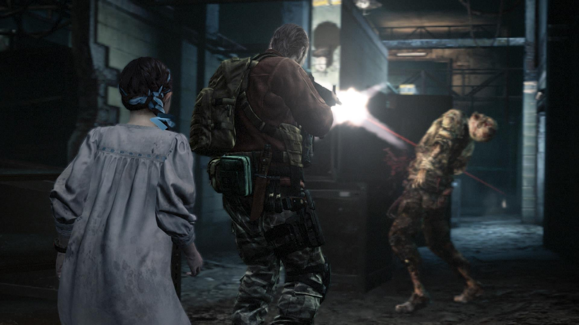 Resident Evil Revelations 2 Isn't Off To A Great Start