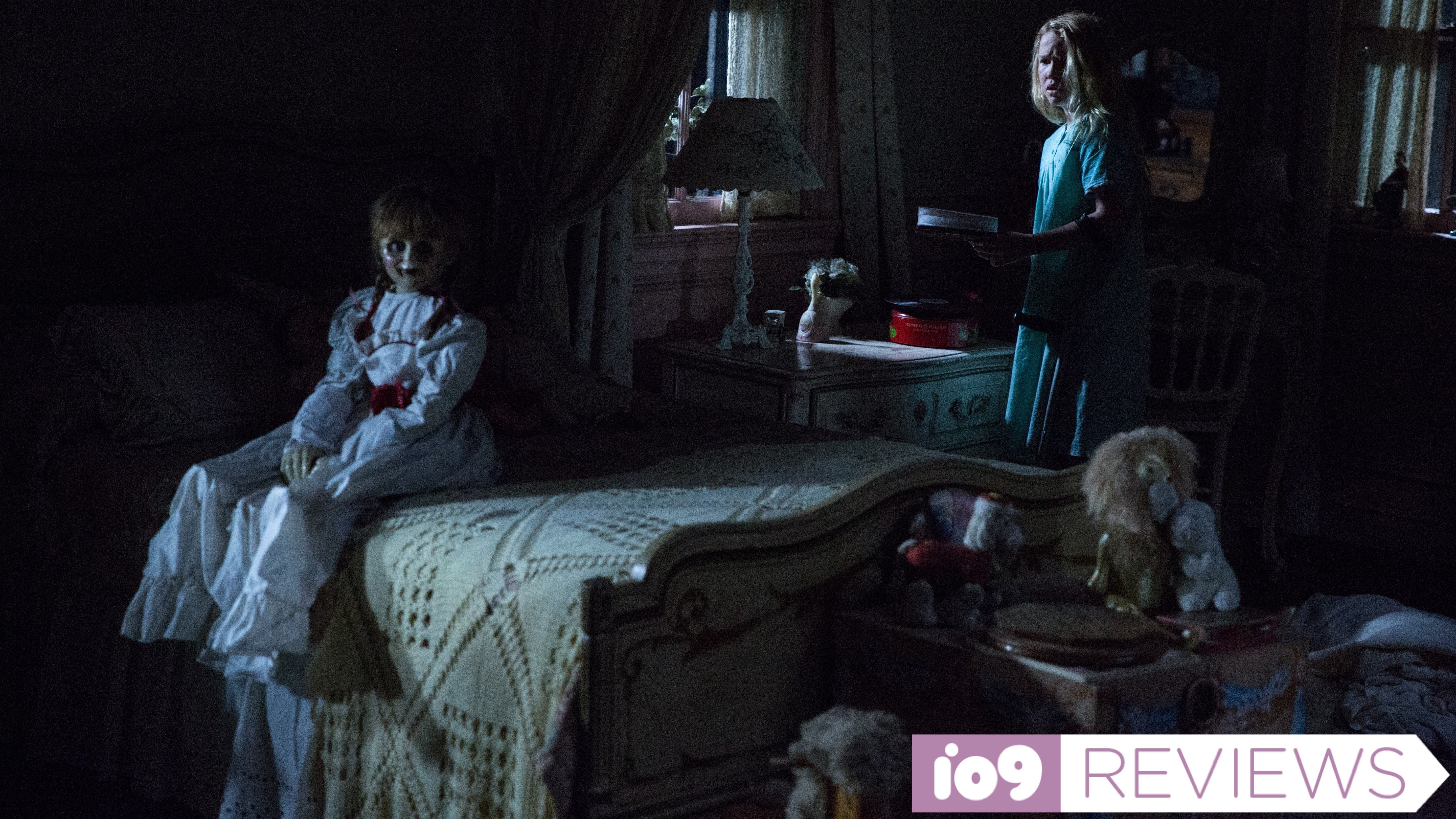 Annabelle: Creation Offers Fun But Fleeting Frights