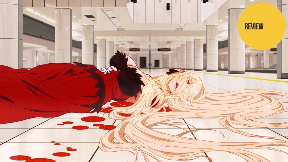 Kizumonogatari Isn't Your Average Vampire Tale