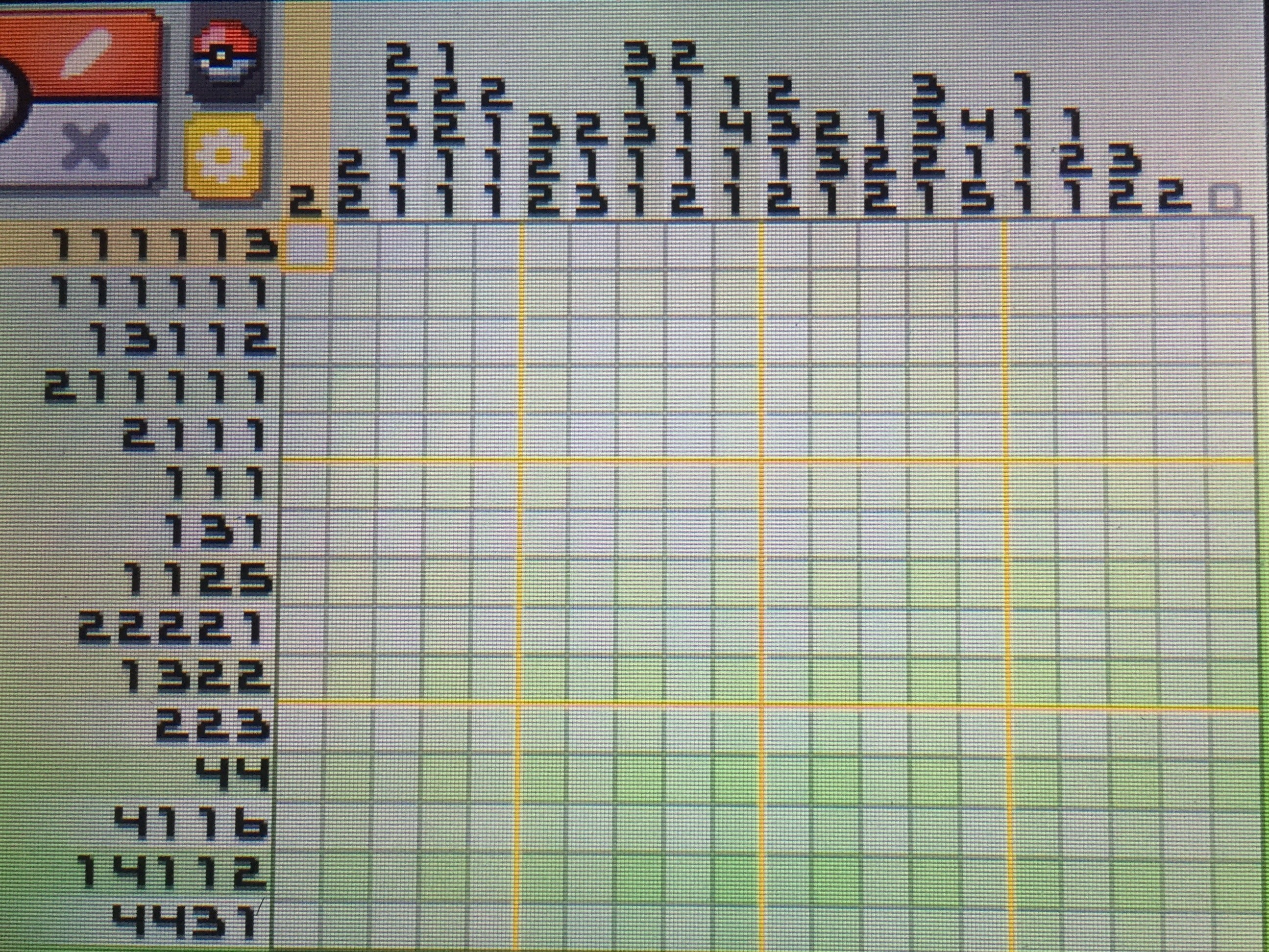Pokémon Picross Crossover Is Pretty Close To Perfect
