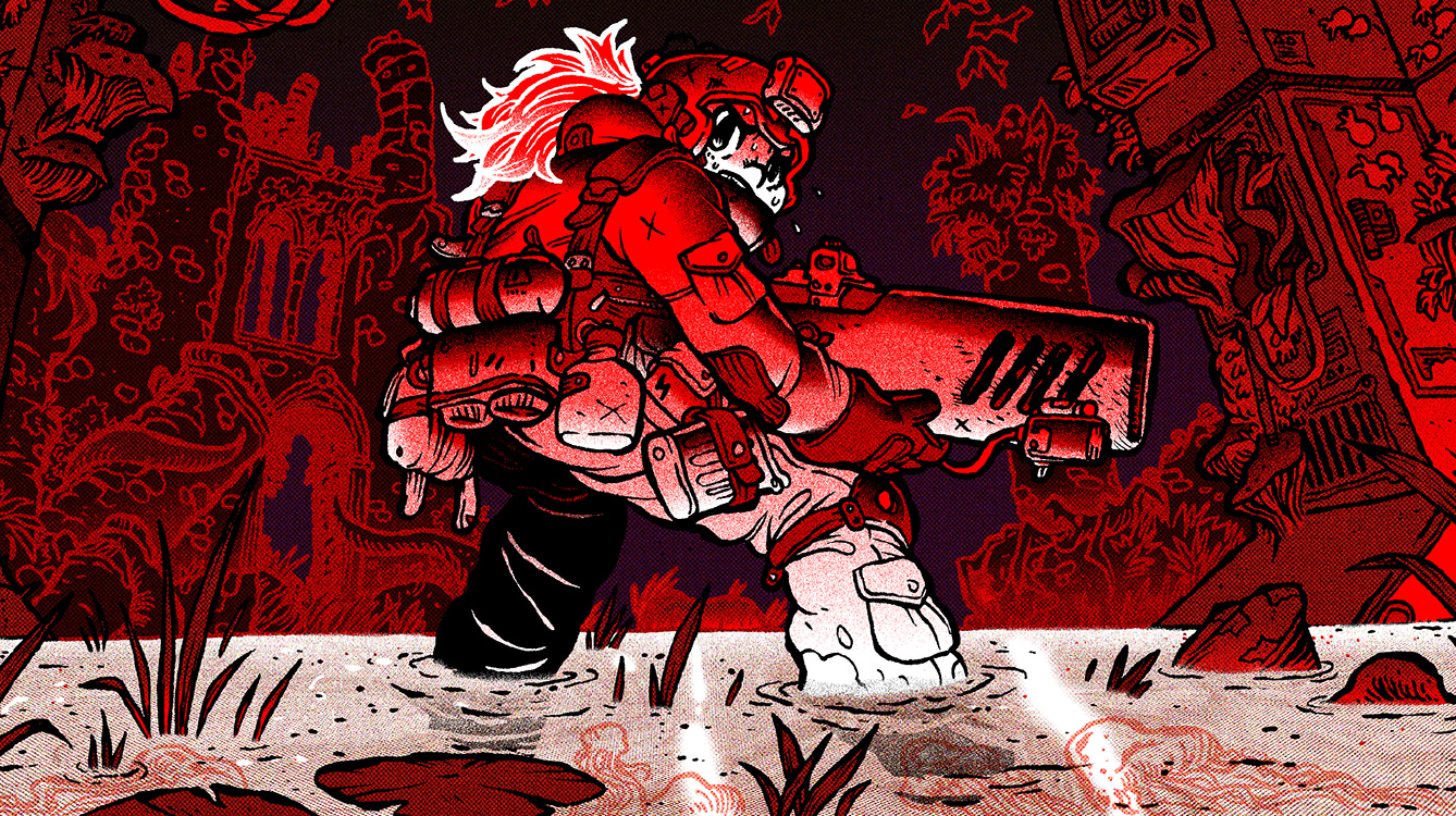 Overwhelm Is A Tough Game That Still Feels Like It's Rooting For Me