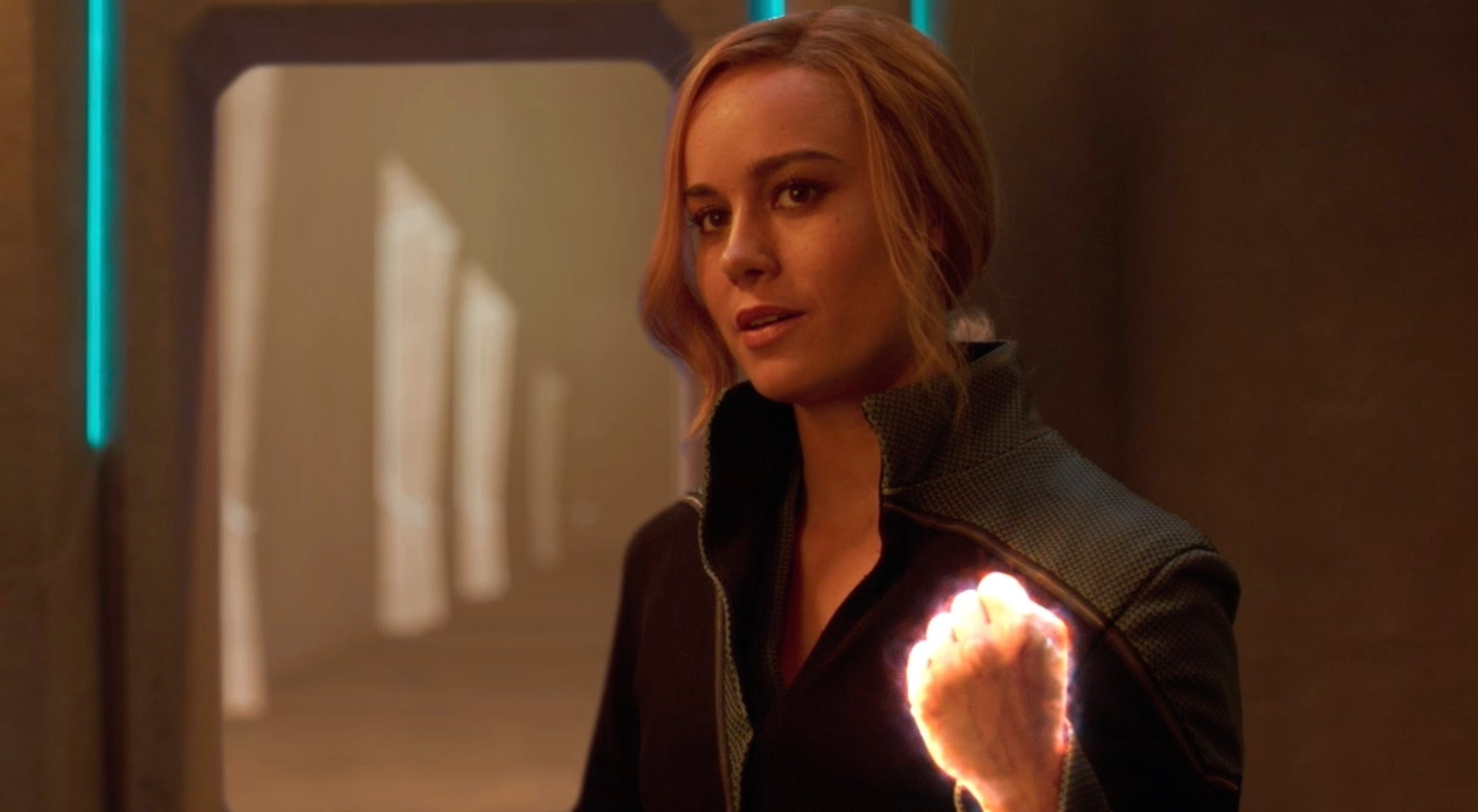 Captain Marvel Inspires Kree Kids In This Exclusive Deleted Scene
