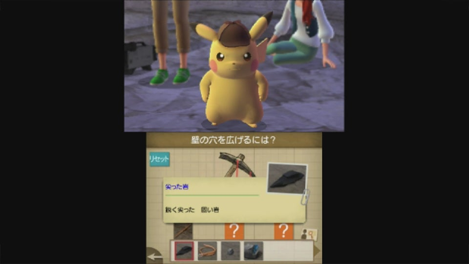 Detective Pikachu Is a Simple Point-and-Click Adventure for Pokémon Fans
