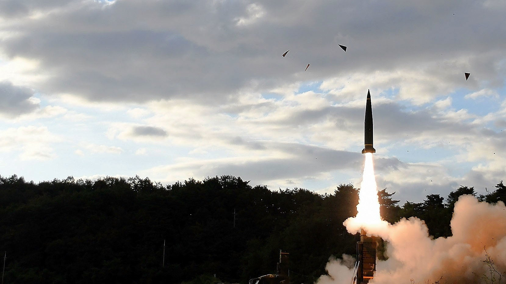 Japanese Broadcaster Mistakenly Warns App Users Of North Korean Missile Attack